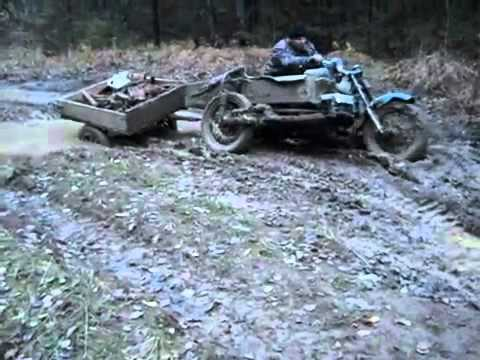 полноприводный мотоцикл, 3х3.mp4