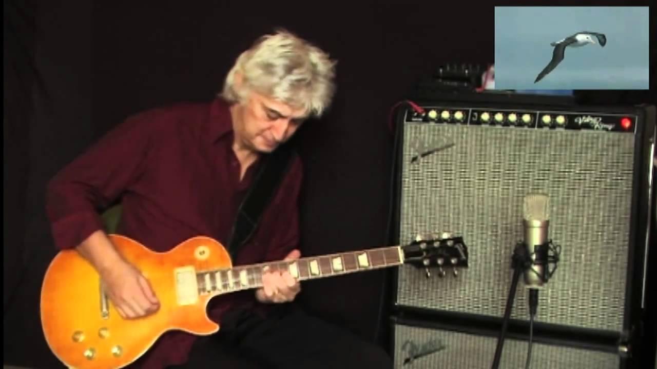 1 Peter Green Sound Albatross Gibson Les Paul 59