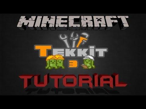 Minecraft Tekkit Installation 1.3.2 und Tekkit-Texturepack Sphax [German-HD]