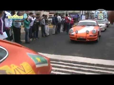 Carrera Panamericana 2014 Nogales, Ver