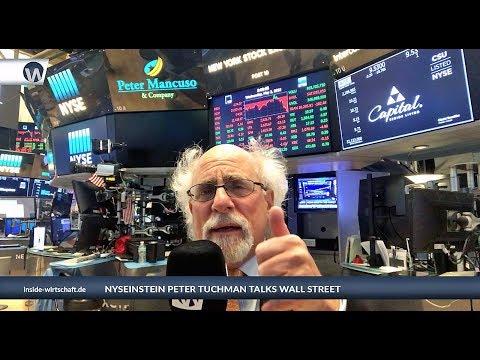 """NYSEinstein am 3.5.2018: """"Ist der Dow in einer Korrektur-Phase?"""""""