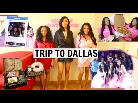 VLOG: TRIP TO DALLAS