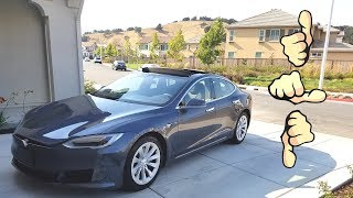 Tesla Model S 75 First Impressions 2017: By a Former Tesla Hater