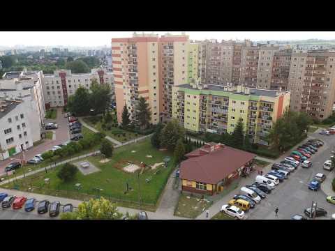 Osiedle Oświecenia W Krakowie 4K - Timelaps