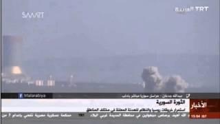 عبدالله جدعان   التطورات الميدانية وخرق وقف إطلاق النار في ريف إدلب 2 3 2016