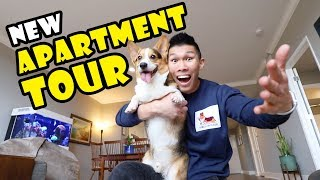 New SF Apartment Tour-8 Years After College w/Corgi || Extra After College
