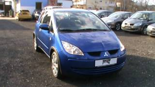 2007 Mitsubishi Colt 1.3 Instyle Review,Start Up, Engine, and In Depth Tour