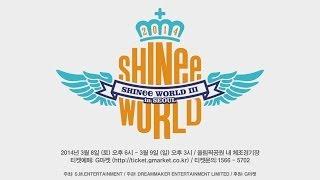 SHINee 샤이니_SHINee CONCERT