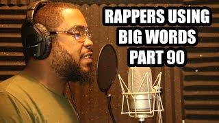 Download Lagu RAPPERS USING BIG WORDS (Part 90) Gratis STAFABAND