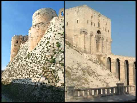 The Tourism in Syria
