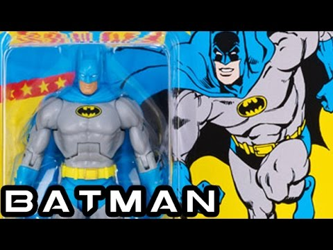 DC Universe Classics BATMAN Super Powers Figure Review