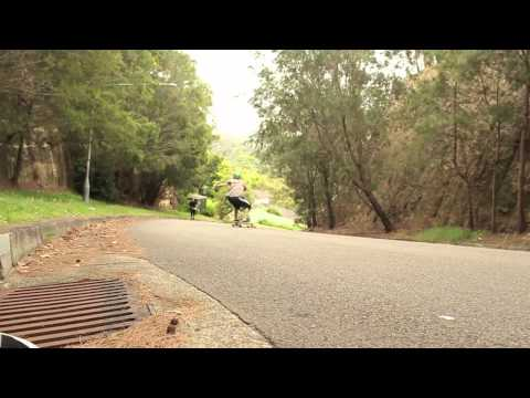 Longboarding : December sessions ll Episode 3