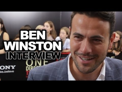 Ben Winston Talks One Direction: This Is Us at NYC Premiere