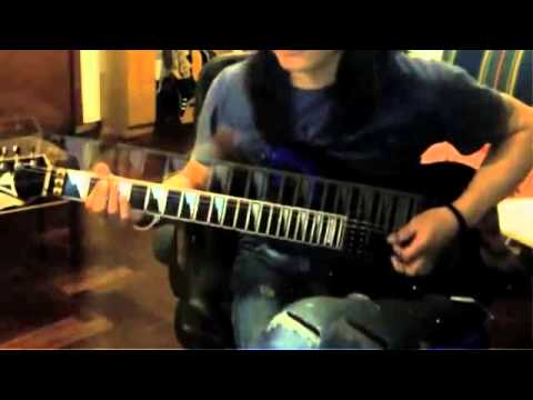 Slam Dunk - Sekai Ga Owaru Made Wa - Wands (guitar Cover) - Richard Philip video
