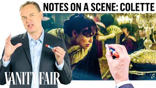 'Colette' Director Breaks Down the Big Entrance Scene | Notes on a Scene | Vanity Fair