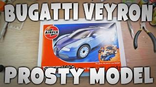 Bugatti Veyron 16.4 Airfix - Modelarstwo bez narzędzi