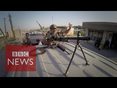 Iraq: Islamic State's advance on Baghdad halted - BBC News