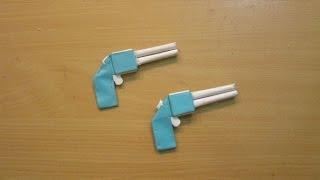 how to make a balloon gun that shoots