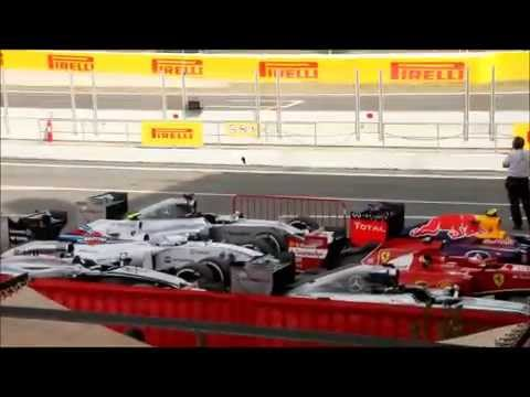 GP F1 Espagne / Catalogne 2014 - Barcelone - Qualifications F1 - Tribune VIP