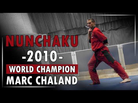 World Champion 2010 Nunchaku Freestyle