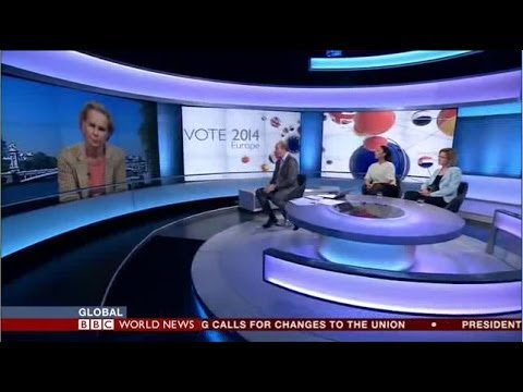 Commission President will be Europe's next Battle, Nina Schick, BBC World News