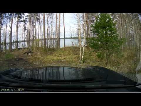 Путешествие в Финляндию на поезде с автомобилем