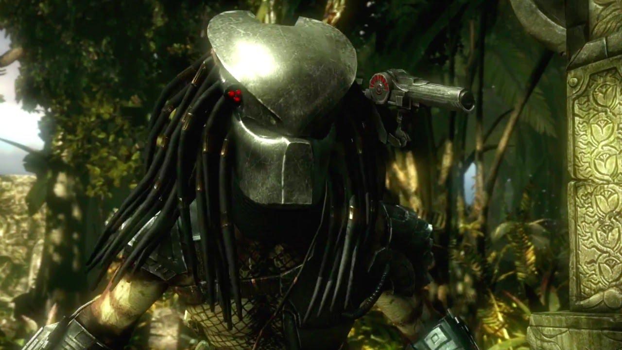 Mortal Kombat X Official Predator Trailer