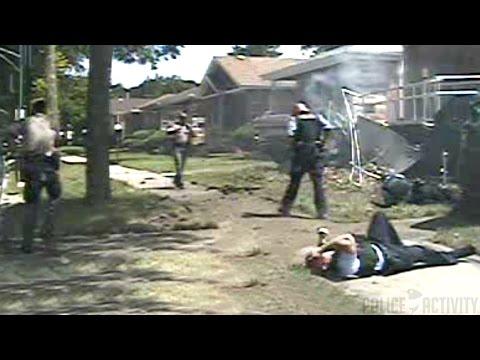 Dashcam Shows Chicago Police Chase Ending In Fatal Crash