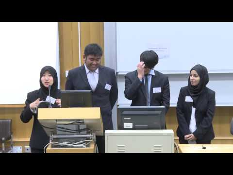 HSBC Asia Pacific Business Case Competition 2014   Round 1 A3   Universiti Brunei Darussalam