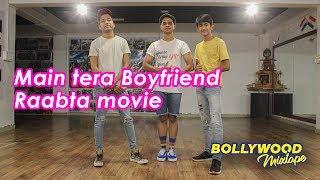 Main Tera Boyfriend   Raabta   Sushant Singh Kriti Sanon ft. Hitesh  Chirag & Jay