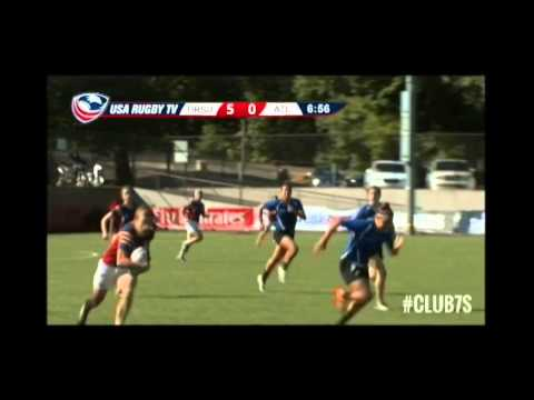 2014 Club 7s - Oregon Sports Union vs. Atlanta Harlequins