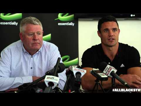 Daniel Carter to leave New Zealand Rugby at end of 2015