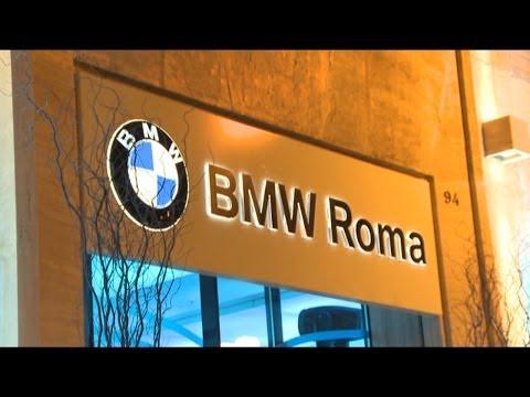 BMW Roma inaugura il primo BMW City Sales Outlet