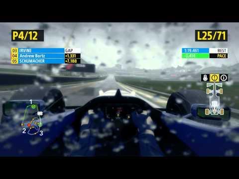 A BackmarkersLP online race 100% distance at Sao Paulo, Brazil 25/12/2013 in the 1990's cars! Andrew Bortz aka @F1Bortz driving a Williams FW18 Matt Ruda aka @AgengMulder5 driving a Williams ...
