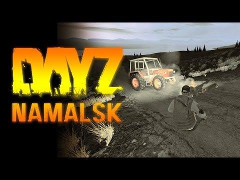 DayZ Namalsk #01 - И снова Выброс нас настиг!