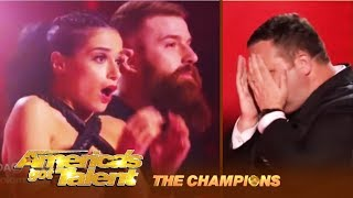 THE RESULTS: American Voters Pick British Talent! Did Your Faves Make It? | AGT Champions
