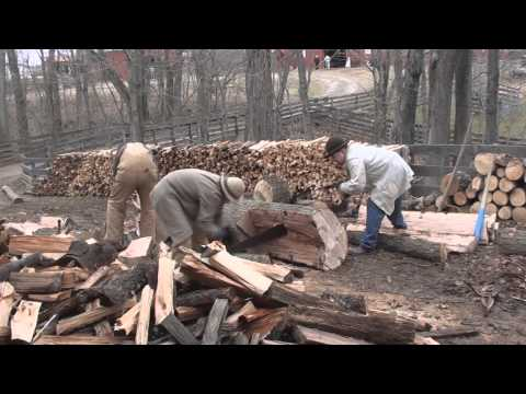 Maple Sugar Time at Malabar Farm State Park and Slate Run Historical Farm
