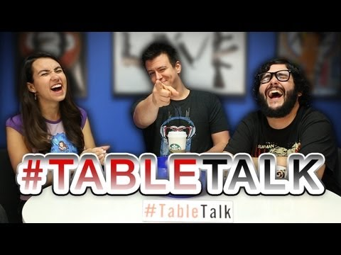 Sex-ed With Robots, Sequelitis, And Adulthood - #tabletalk video