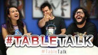Sex-Ed with Robots, Sequelitis, and Adulthood - #TableTalk