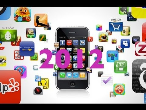 Best FREE Apps of 2012 - iPhone/ iPod Touch!