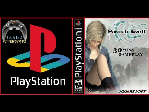Parasite Eve 2 [PS1] 30 mins gameplay
