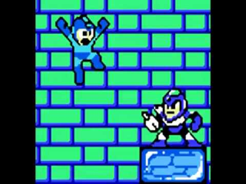 Mega Man 2 by The Adventures Of Duane And BrandO