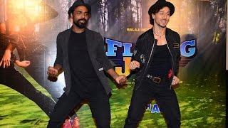Uncut Beat Pe Booty Song Launch - A Flying Jatt | Tiger Shroff, Remo D'souza