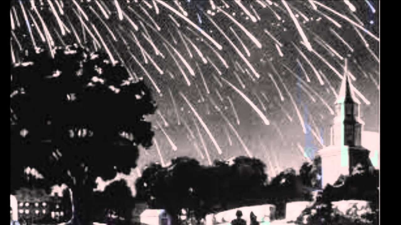 Leonid Meteor Shower 1833 Meteor Shower 1833
