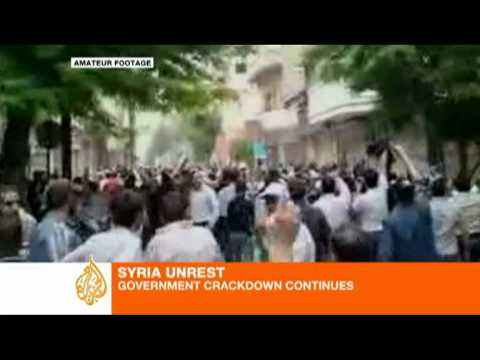 Syrian police kill more protesters