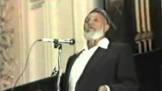 Ahmed Deedat Answer –  Atheist asking 2 questions