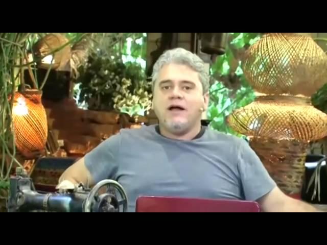 Caio está em SP, para o programa de rádio do Pânico, na Jovem Pan.