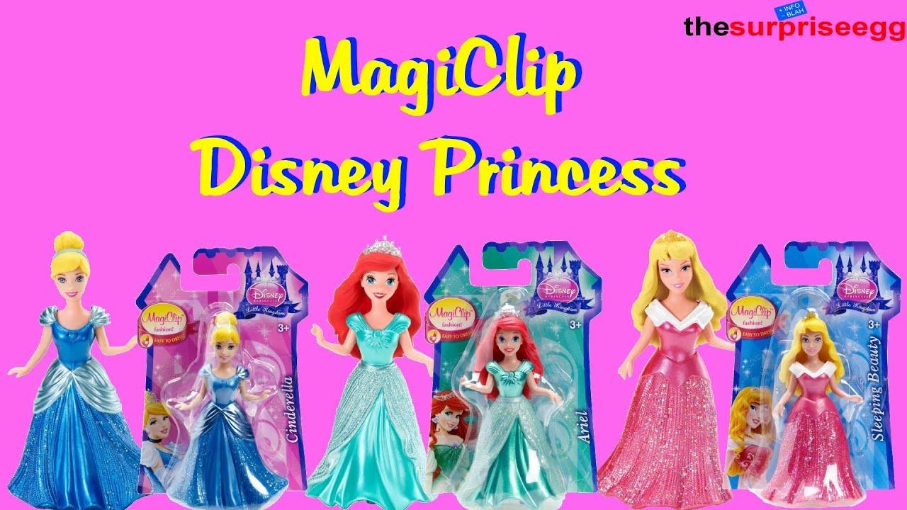Disney Princess Magiclip Mini