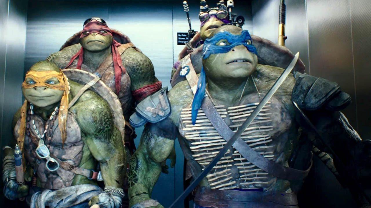 Beatbox dans l 39 ascenseur ninja turtles youtube - Dessin anime des tortues ninja ...