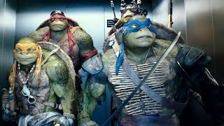 """beatbox dans l'ascenseur"" - ninja turtles"